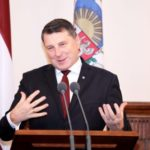 Latvian President has withdrawn the nomination of Aldis Gobzems for PM